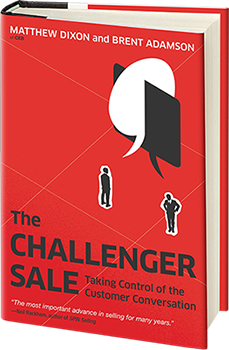 Content Strategy - The Challenger Sale