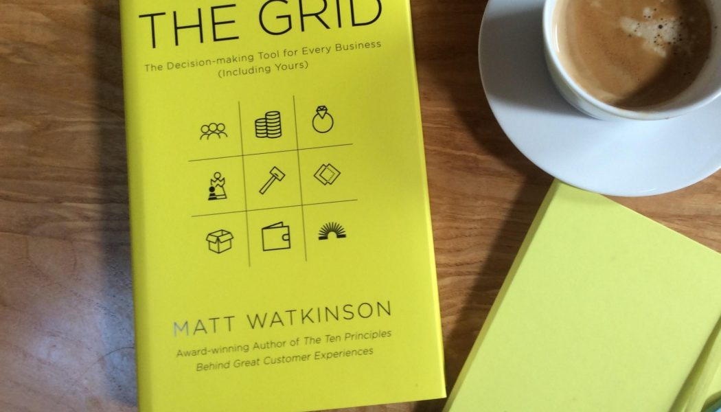 The Grid - Matt Watkinson